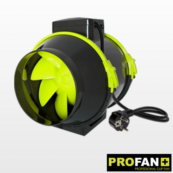 PROFAN TT EXTRACTOR FAN