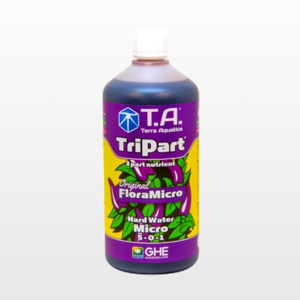GHE FLORA (TriPart) MICRO® HW  1L