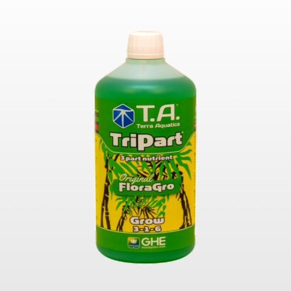 GHE FLORA (TriPart) GROW®  500ml