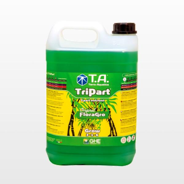 GHE FLORA (TriPart) GROW®  5L