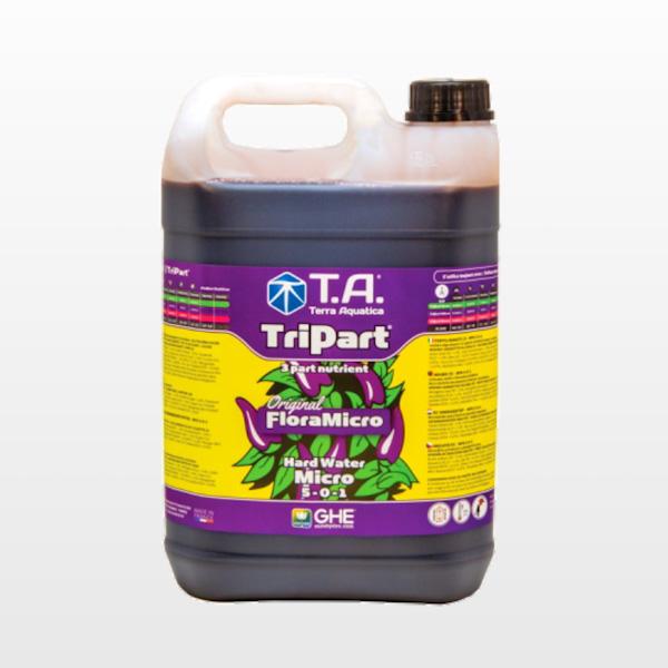 GHE FLORA (TriPart) MICRO® HW 5L