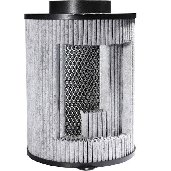 PROACTIV 400 Carbon Air Filter 400m³/H ○125mm