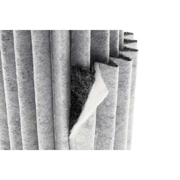 PROACTIV 250 ნახშირბადის ჰაერის ფილტრი 250m³/H ○10cm