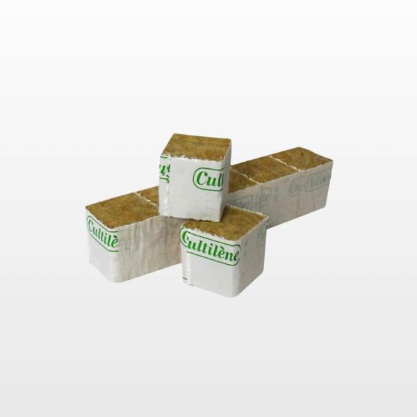 Organic Rockwool Cubes 15pcs