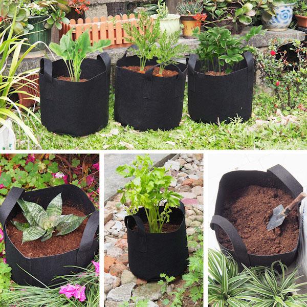 Bostanika Aeration Fabric Pot Grow Bag
