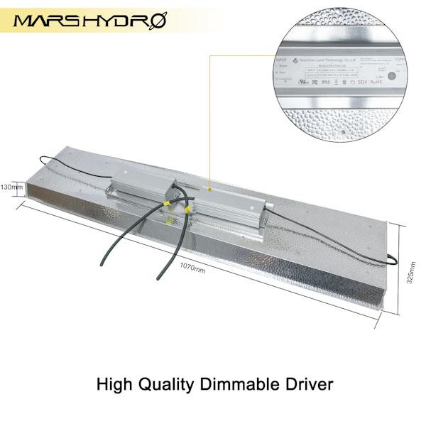 MarsHydro TSL2000 Quantum Board Led Grow Light